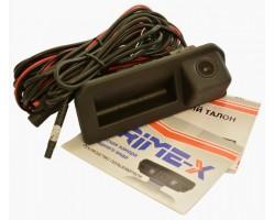 Штатная камера заднего вида Prime-X TR-07 (Audi Q2, A5/Skoda Kodiaq,Rapid/VW Polo V)