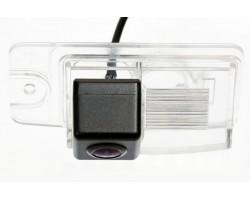 Штатная камера заднего вида Fighter CS-CCD + FM-56 (Nissan)