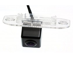 Штатная камера заднего вида Fighter CS-CCD + FM-59 (Volvo)