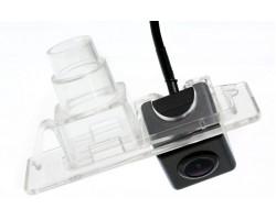 Штатная камера заднего вида Fighter CS-CCD + FM-60 (Hyundai/Kia)