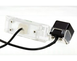 Штатная камера заднего вида Fighter CS-CCD + FM-70 (Geely)