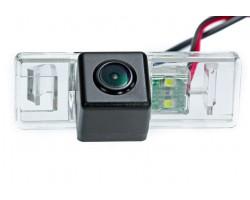 Штатная камера заднего вида Fighter CS-CCD + FM-72 (Citroen/Peugeot)