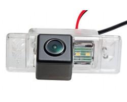 Штатная камера заднего вида Fighter CS-CCD + FM-74 (Citroen/Peugeot)