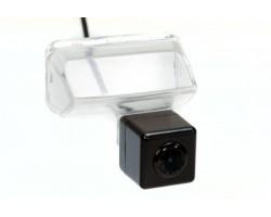 Штатная камера заднего вида Fighter CS-HCCD + FM-75 (Peugeot)