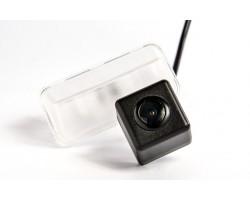 Штатная камера заднего вида Fighter CS-CCD + FM-88 (Peugeot/Toyota)