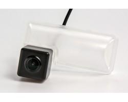 Штатная камера заднего вида Fighter CS-CCD + FM-91 (Subaru)