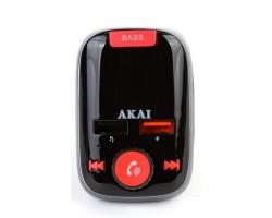 FM-трансмиттер (модулятор) Akai FMT-74BT