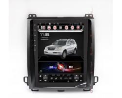 Штатная магнитола RedPower 31470 IPS Lexus GX470 2004-2009 Android 6.0.1