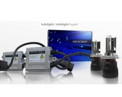 Комплект биксенона Infolight Expert H4 H/L 6000K 35W