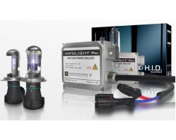 Комплект биксенона Infolight Expert PRO ver.2 H4 H/L 6000K 35W