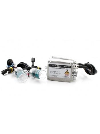 Комплект ксенона Infolight HB3(9005) 5000K 35W