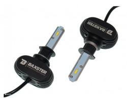 LED лампы Baxster S1 H8-H11 6000K 4000Lm (2 шт)