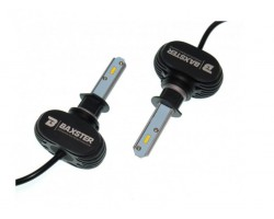 LED лампы Baxster S1 H1 6000K 4000Lm (2 шт)