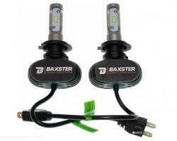 LED лампы Baxster S1 H7 6000K 4000Lm (2 шт)