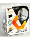 LED лампа Cyclone LED H11 5500K TYPE 34