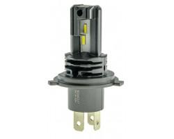 LED лампа Cyclone LED H4 H/L 5000K 4600Lm TYPE 33