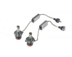 LED лампы MLux RED Line H4/9003/HB2 BI 45 Вт 5000К (2 шт)
