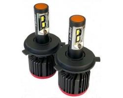 LED лампы Prime-X S Pro H4 5000К (2шт)