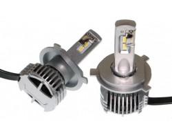 LED лампы QLine Hight V H4 H/L 6000K