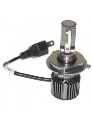 LED лампы QLine Mini Active H4 H/L 6000K