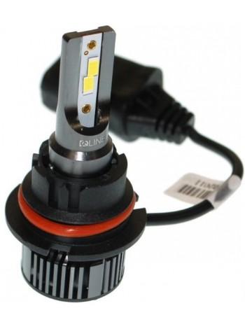 LED лампы QLine Mini Active HB1 9004 H/L 6000K
