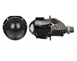 LED Линзы Sigma Bi-LED A1 2.5'' H7/H4 2 шт