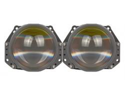LED Линзы Sigma Bi-LED A8 3'' 2 шт