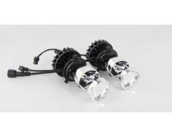 "LED Линзы Infolight mini H4 1.3"""