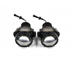 LED Линзы биксеноновые Bi-Led Aled XLP 5500К (комплект 2 шт)