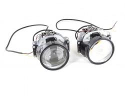 """LED Линзы биксеноновые Infolight G2 3"""" (комплект 2 шт)"""