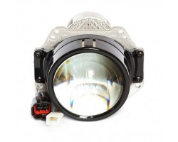 LED Линзы биксеноновые Blu Ray Bi-Led SOL9