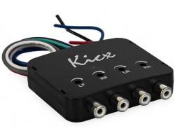 Преобразователь (конвертер) уровня сигнала Kicx HL04MS