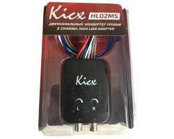 Преобразователь (конвертер) уровня сигнала Kicx HL02MS