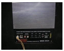 Сабвуфер Mystery MBB-302A