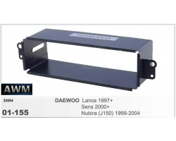 Шахта для магнитолы Daewoo Lanos, Sens, Nubira AWM 01-155