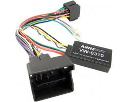 Адаптер кнопок на руле для Volkswagen AWM VW-0310