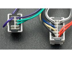 Разъем для штатной магнитолы Nissan Carav 12-120