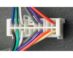 Разъем для штатной магнитолы KIA, Hyundai Carav 12-113