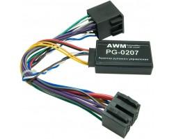 Адаптер кнопок на руле для Peugeot AWM PG-0207