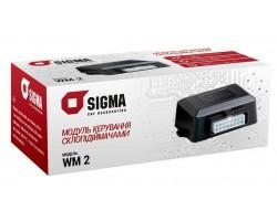 Интерфейс стеклоподъемников Sigma WM2