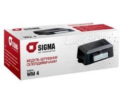 Интерфейс стеклоподъемников Sigma WM4