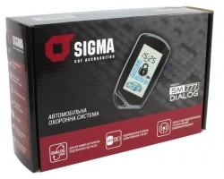 Автосигнализация Sigma SM777 Dialog