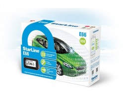 Автосигнализация StarLine E66 2CAN+2LIN ECO