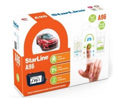 Автосигнализация StarLine A96 2CAN+2LIN GSM
