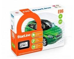 Автосигнализация StarLine E96 BT 2CAN+2LIN LUX