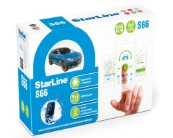 Автосигнализация StarLine S66 BT 2CAN+2LIN GSM