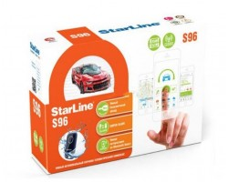 Автосигнализация StarLine S96 BT 2CAN+2LIN GSM