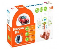 Автосигнализация StarLine S96 BT 2CAN+2LIN GSM/GPS