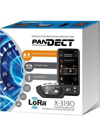 GSM-автосигнализация Pandect X-3190