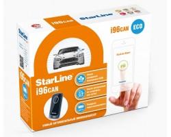 Иммобилайзер StarLine i96 CAN ECO цена с установкой